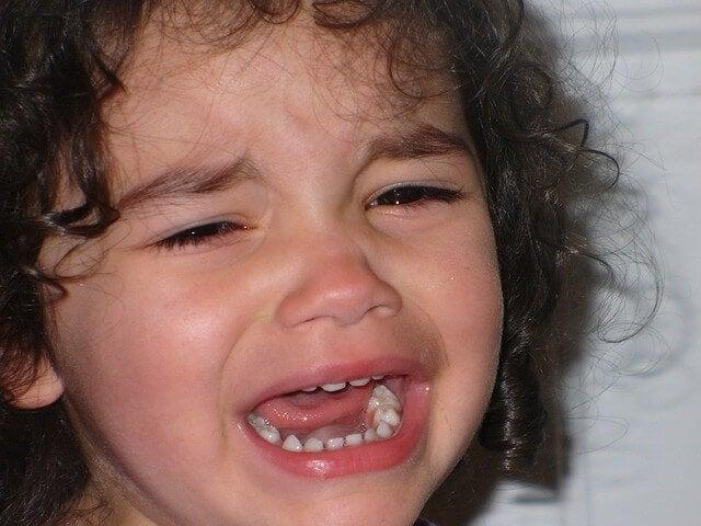 Warum Weinen für Kinder wichtig ist