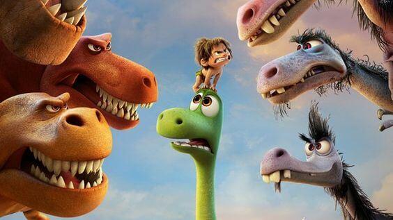 Arlo & Spot: Toller Film für die ganze Familie