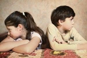 Geschwisterstreit ist ganz normal