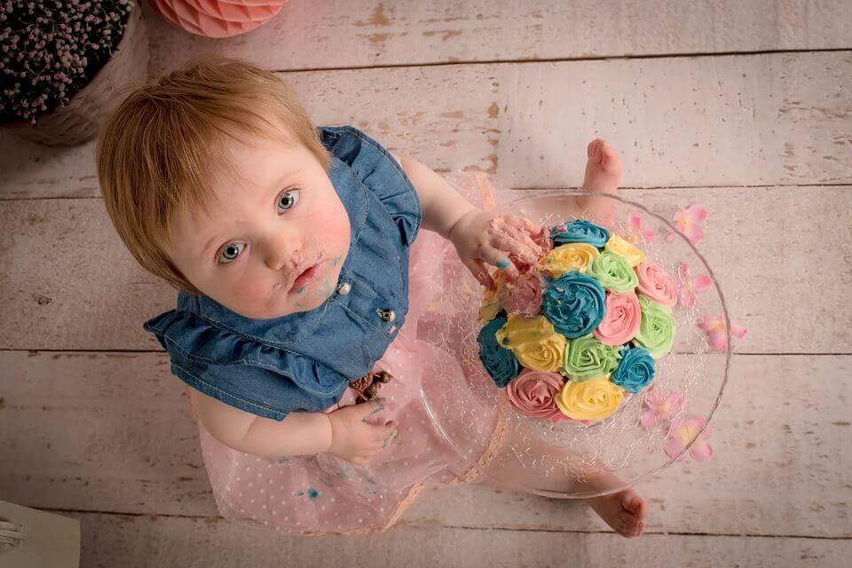 Ist es wichtig, den ersten Geburtstag zu feiern?