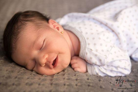 Träumen Babys?