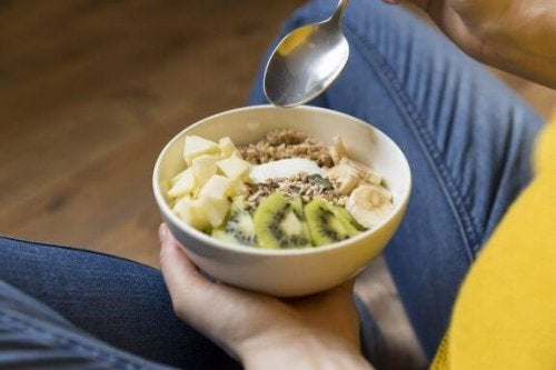 6 gesunde Lebensmittel gegen Unwohlsein in der Schwangerschaft