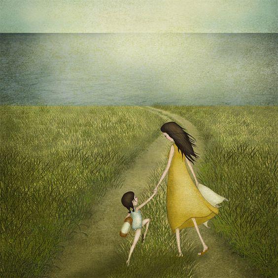 Wenn dein Kind langsam lernt, sei geduldig auf deinem Weg!