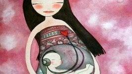 emotionale Erziehung im Mutterbauch