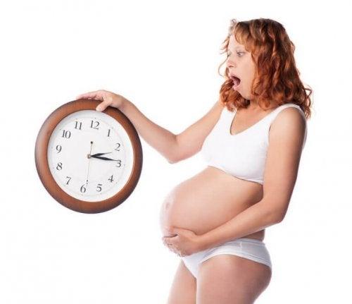 die Angst vor der Geburt zu verlieren - die_Angst_vor_der_Geburt_zu_verlieren
