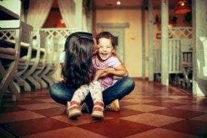 Tante und Nichte