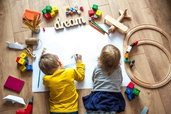 Aktivitäten für Kinder im Vorschulalter