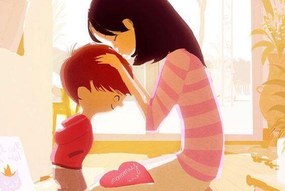 Begegnung auf Augenhöhe ist für dein Kind sehr wichtig!