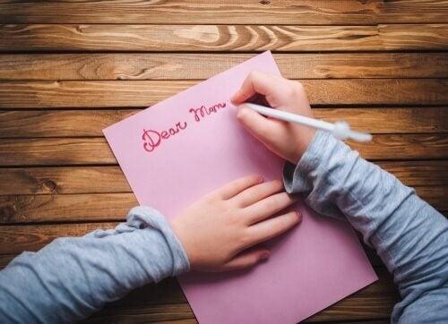 Emotionale Vitamine in einem Brief