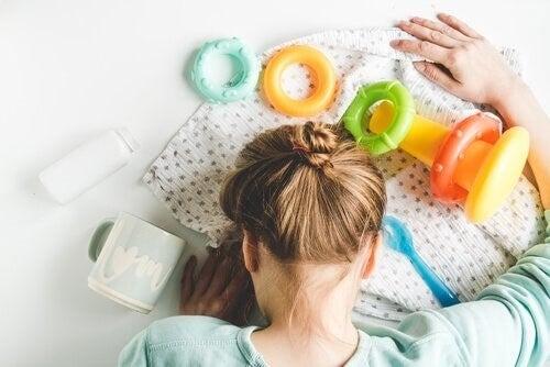 Das Mama-Burnout-Syndrom