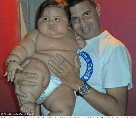 Die größten Babys der Welt