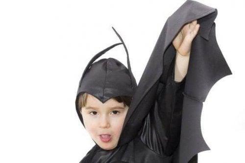 Was ist der Batman-Effekt und wie wirkt er sich auf Kinder aus?