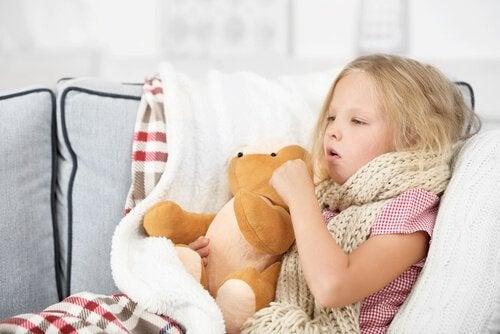 Verschiedene Krankheiten können eine keuchende Atmung auslösen