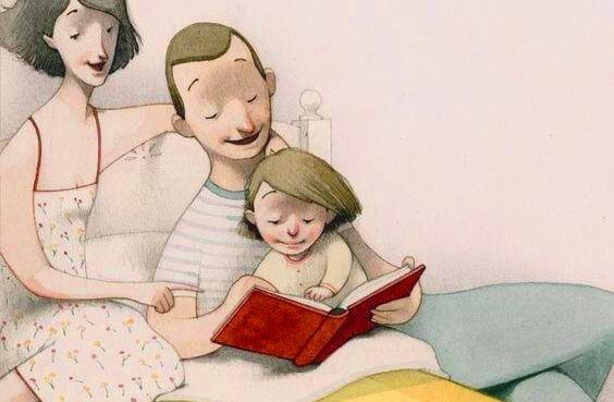 Vor der Nachtruhe: Lesen statt in die Röhre gucken