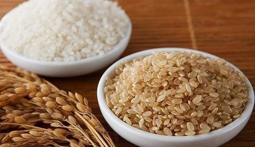 Reis zählt zu den magnesiumreichen Zutaten
