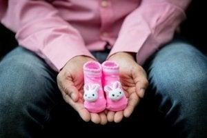Babysocken vor der Geburt kaufen
