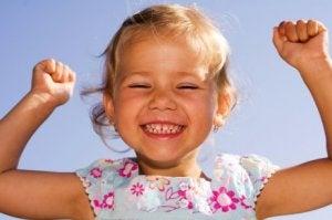glückliche Kinder erziehen