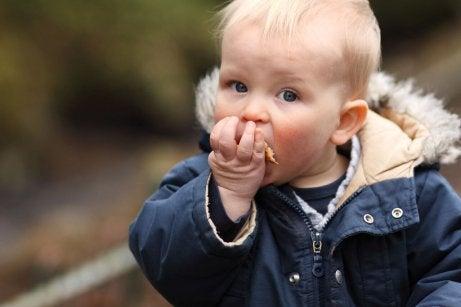verwöhnte Kinder sind extrem fordernd