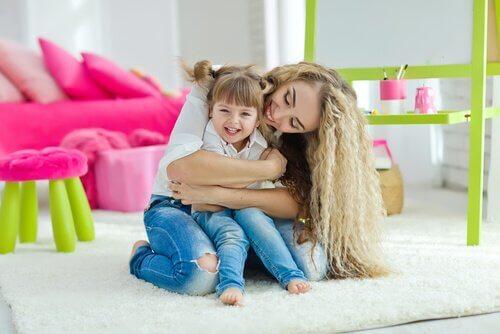 Mein Kind ist mein Antrieb und meine Inspiration