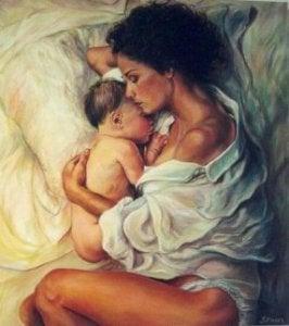 Schenke deinem Kind deine Liebe