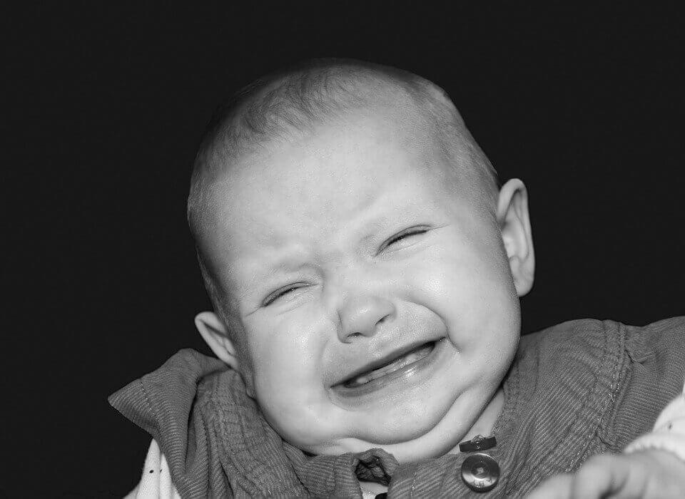 Was tun, wenn mein Kind schreit?