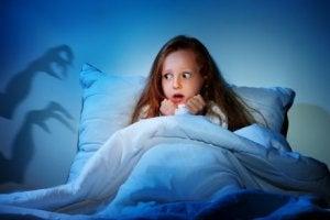 Ängste durch Albträume