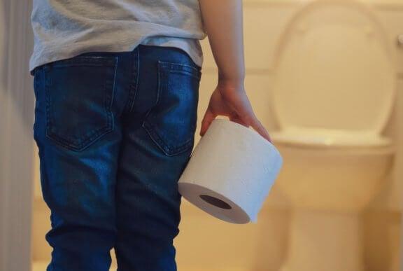 Angst vor der Toilette