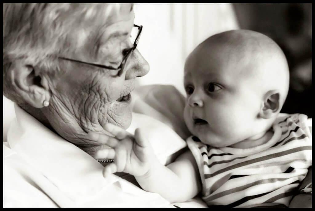 Das genetische Erbe der Großmütter