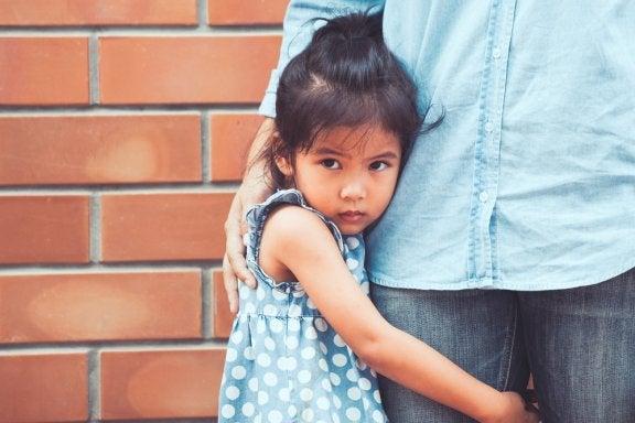 Die häufigsten Ängste von Kindern