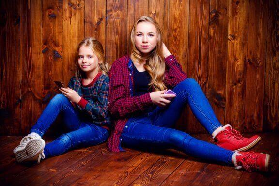 Einfluss von Geschwistern in der Adoleszenz
