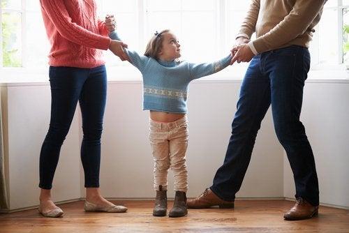 Vereinbarungen beim Sorgerecht helfen dabei, Streit um die Kinder zu vermeiden