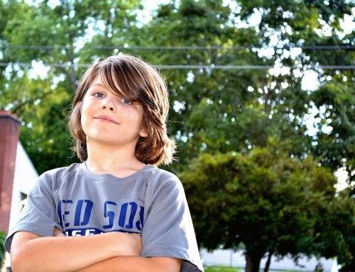 Die Erziehung selbstsicherer Kinder führt zu Eigenständigkeit