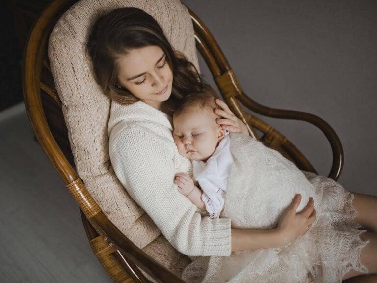 Singen macht das Baby glücklich und gesund!