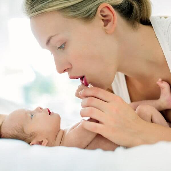7 Spiele für Neugeborene