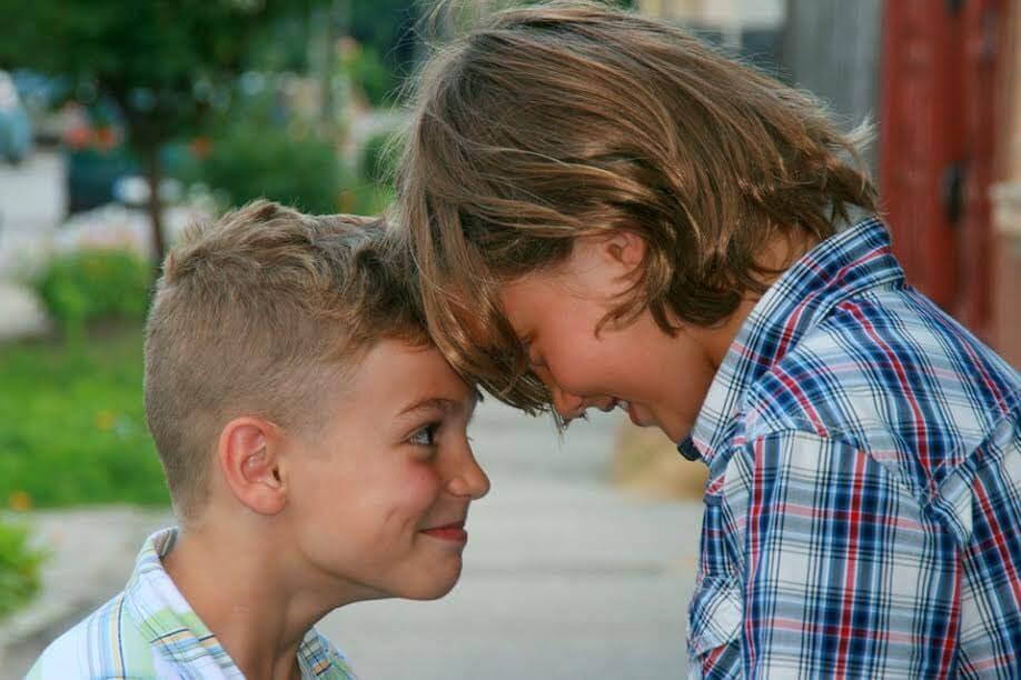 Warum ist das zweite Kind weniger gehorsam als das erste?