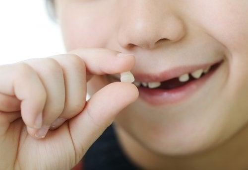 wenn deine Zähne ausfallen
