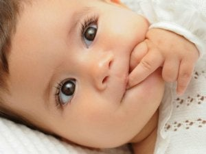 Augenfarbe des Kindes
