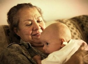 Das genetische Erbe der Großmutter