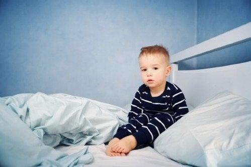 Die häufigsten Schlafstörungen bei Kindern