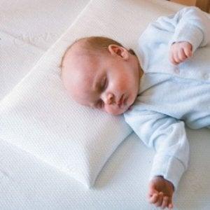 Kein Kissen für Babys!