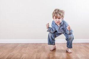 Stereotypien bei Kindern