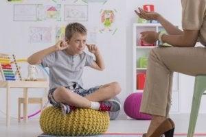 Kind will nicht hören