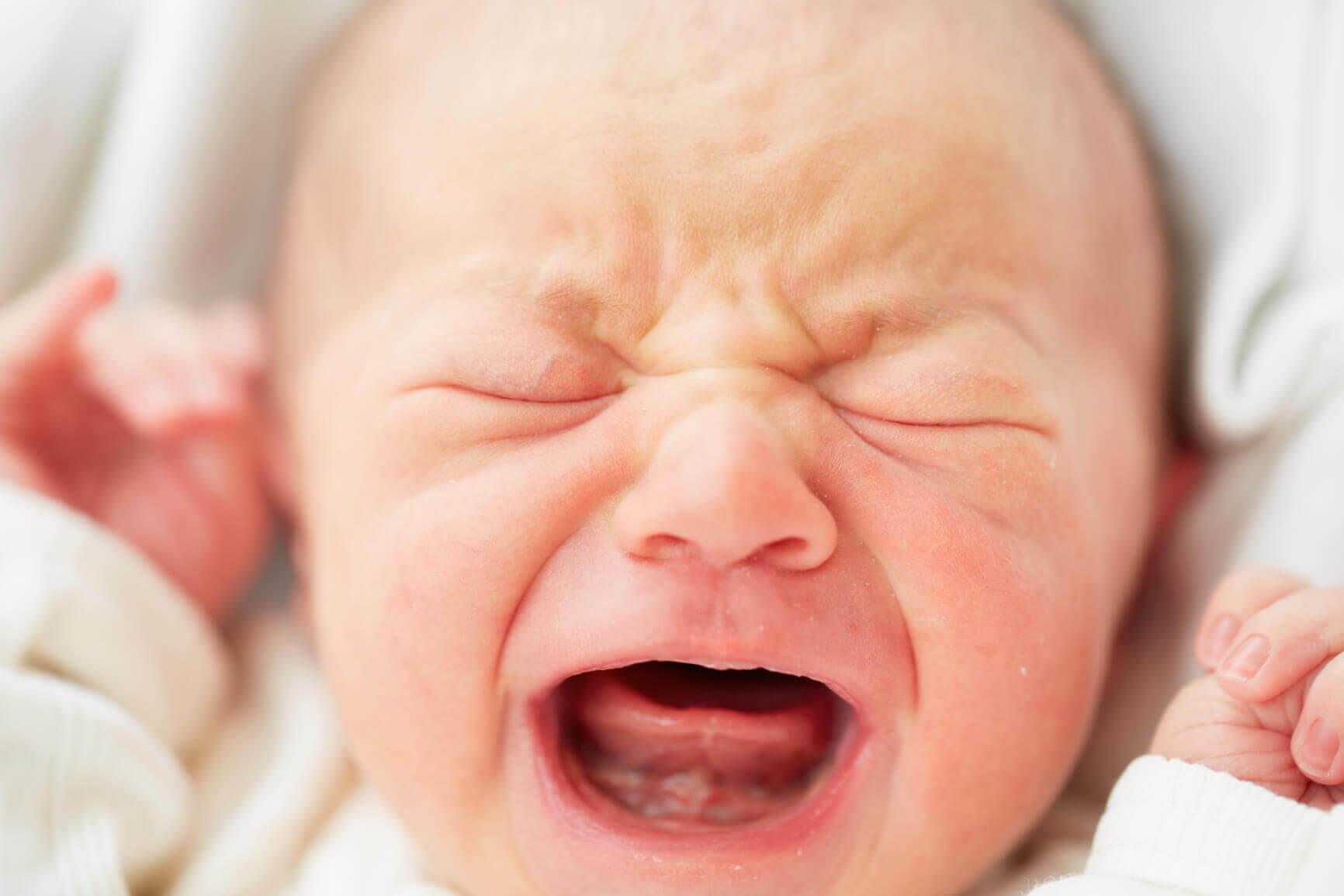 Lass dein Baby nicht schreien
