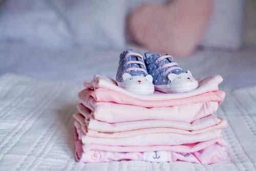 Was kannst du mit alter Kinderkleidung tun?