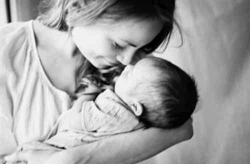 Die Mutterschaft macht dich stärker