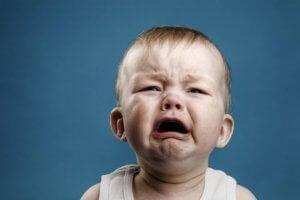 Lass dein Kind nicht schreien!