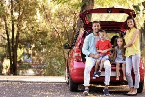 Minivans haben meist 5 bis 7 Sitze