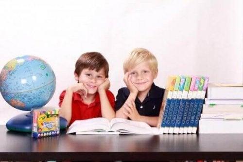 Lernbereich für deine Kinder: 3 Ideen