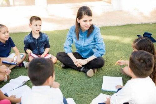 Unterricht im Freien: Was ist Naturerziehung?