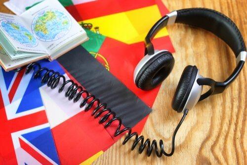 Verschiedene Methoden für den Sprachunterricht